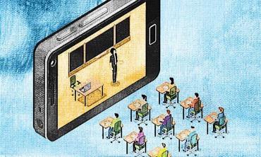 The online class