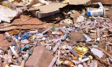 Hospital waste (mis)management
