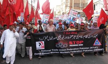 Bolstering trade unionism