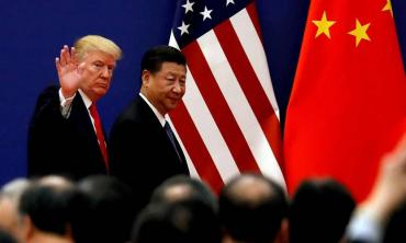 US-China ties reach a new low