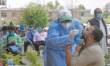 Virulence recedes, threat remains