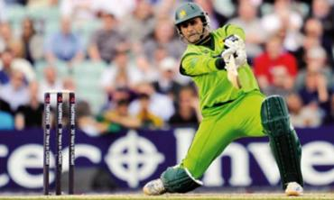 Pakistan's ODI All-rounders XI