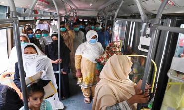 Resuming public transport