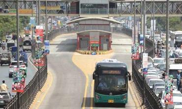 BRT, finally