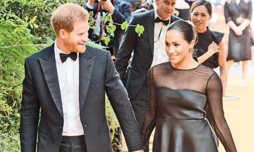 Prince Harry and Meghan Markle's Hollywood ambitions are becoming clearer