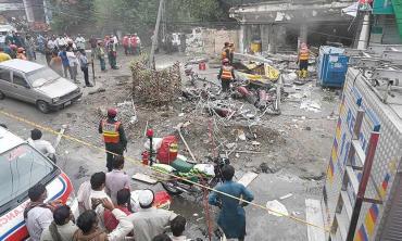 The curious case of the Chauburji bank blast