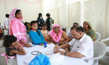 Need for progress towards health coverage
