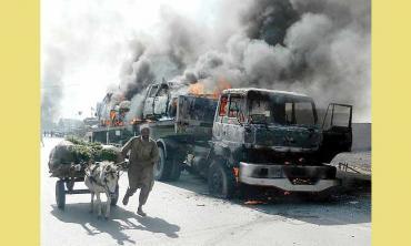 Ablaze in Bara