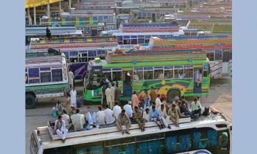 A bus ride is costlier, but not a flight
