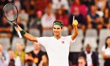 How much longer will Federer carry on playing?