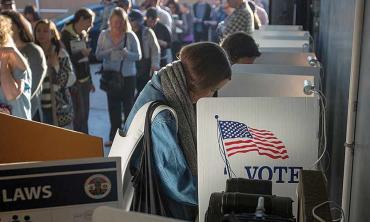 United States votes