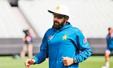 Misbah and his twisted world