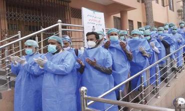 Political leadership in pandemic times