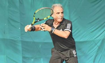 I have given my whole life to Pakistan tennis: Rashid Malik