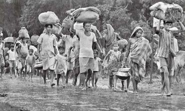 Reading Bengal  genocide, differently