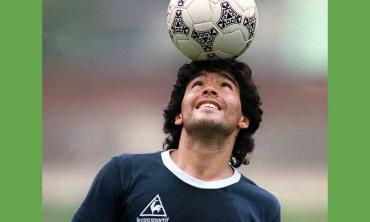 A la Maradona