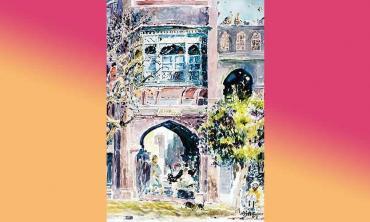 Mullah Latif, the cycle wala