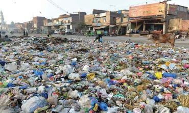 Waste mismanagement