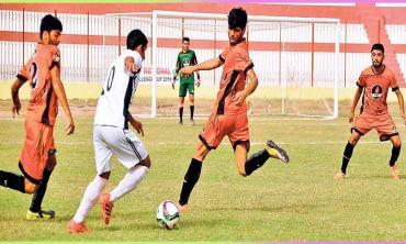 Mishandling of national football matters
