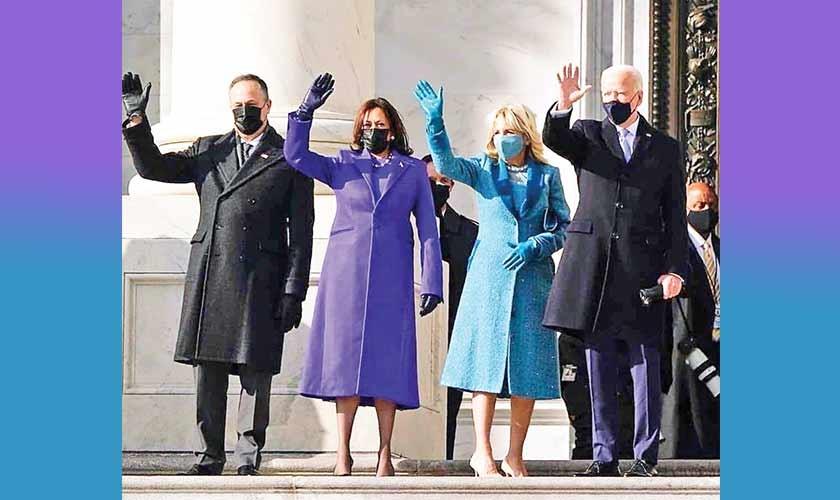 Trending this week: US Presidential Inauguration 2021, President Joseph Biden and Vice President Kamala Harris, Michelle Obama, Lady Gaga, Jennifer Lopez | Instep | thenews.com.pk