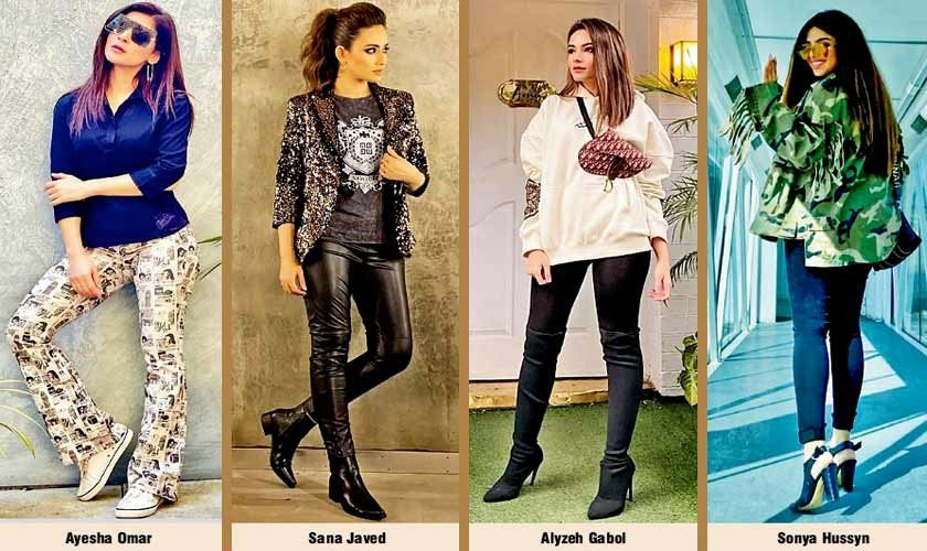 Flash Your Style!  Trending this week | Instep | thenews.com.pk