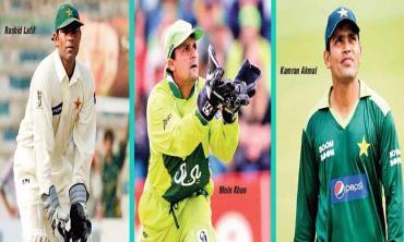 The best wicketkeeper-batsmen of Pakistan's Test history