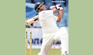Test triple centurions of Pakistan