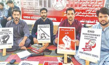 Time to revive  student unions?