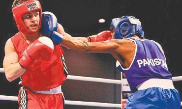 Threat to Pakistan boxing
