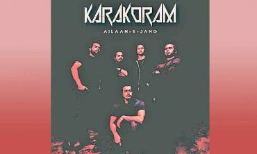 Karakoram's fury and the sound