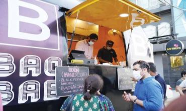 The resurgence of the food cart