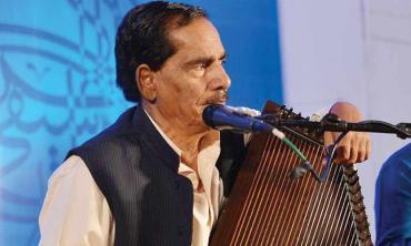 The kheyal maestro