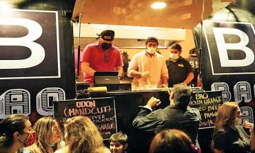 The Food Truck Takeover