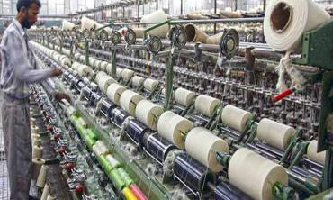 Supporting our  textile exports