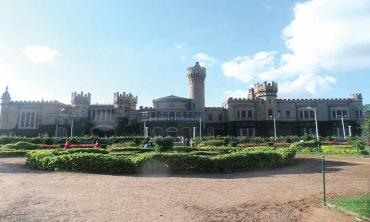A tale of two palaces