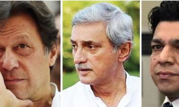 What's bubbling within the PTI?