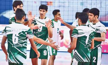 Volleyball woes and the way forward