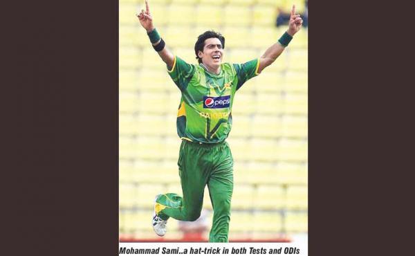 Pakistan's hat-trick heroes in international cricket