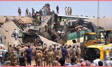 Train tragedy