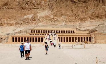 Tales of Ozymandias, Tutankhamun and bakhsheesh