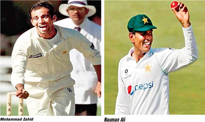 Starting with a bang: Five wickets in an innings in debut Test