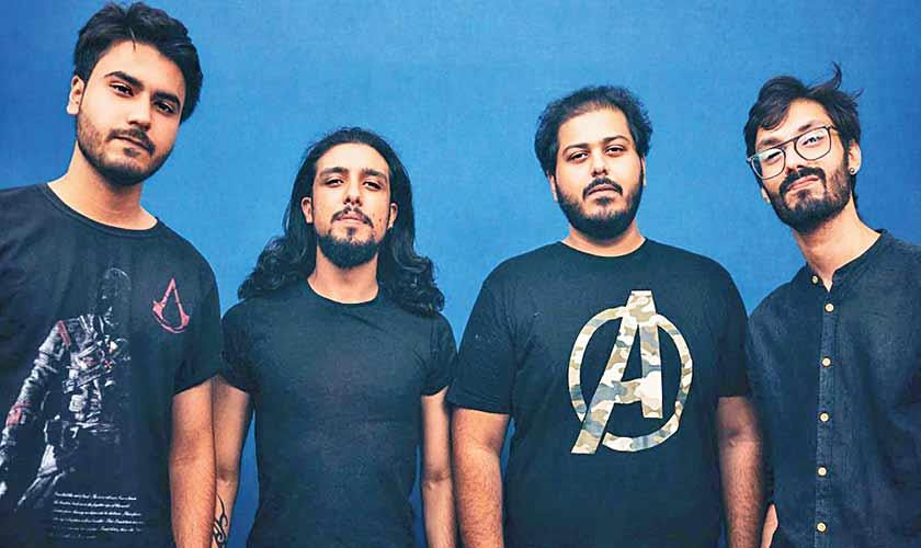 Mehdi Maloof releases 'Mera Dost Pareshaan Hai (ft. Ali Hamdani, Shamsher Rana and Varqa Faraid)'