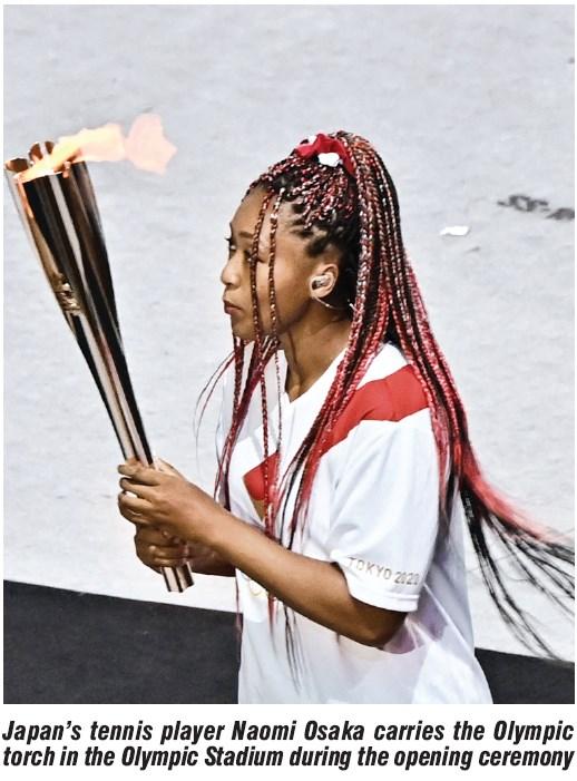 Osaka in Olympic spotlight, but biracial Japanese face struggles