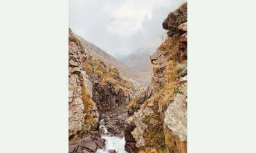 The other side  of Kumrat Valley