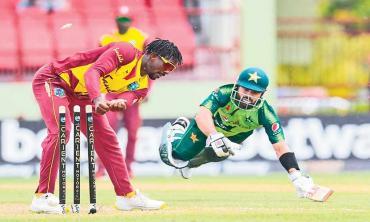 Pakistan's patchy run