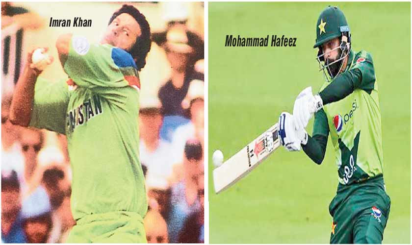 All-round view: Pakistan's most successful all-rounders in international cricket