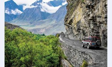 The transcendent Kalash valleys