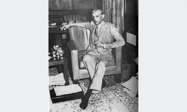 Jinnah's aversion to secularism