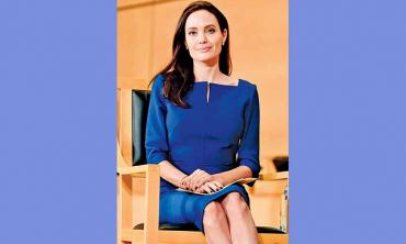 Angelina Jolie joins Instagram to voice   her support for Afghans; Fatima Bhutto questions her activism