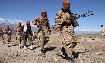 Chaos across the Durand Line